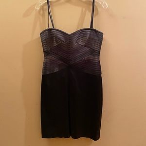 BCBG Maxazria Black Dress